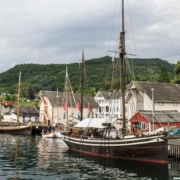 Seladon i Rosendal. Foto: Morten Nygård, Grenda